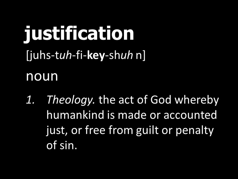 justification noun [juhs-tuh-fi-key-shuh n]